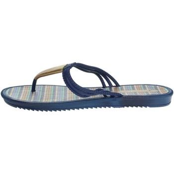 Schoenen Dames Teenslippers Grendha 17258 Blue
