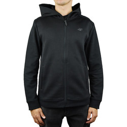 Textiel Heren Sweaters / Sweatshirts 4F Men Hoodie X4Z18-BLM201BLK