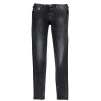 Textiel Meisjes Skinny jeans Pepe jeans PAULETTE Zwart
