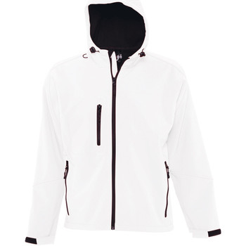 Textiel Heren Wind jackets Sols REPLAY MEN STYLE Blanco
