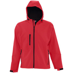 Textiel Heren Wind jackets Sols REPLAY MEN STYLE Rojo