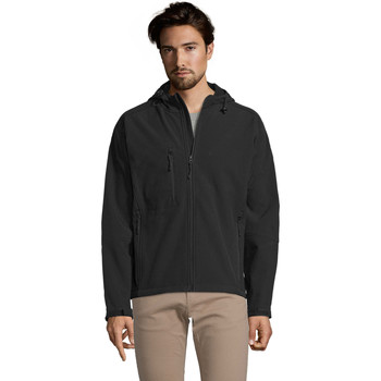 Textiel Heren Wind jackets Sols REPLAY MEN STYLE Negro