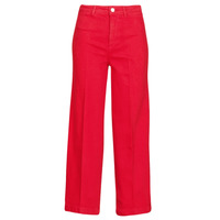 Textiel Dames Bootcut jeans Tommy Hilfiger BELL BOTTOM HW CCLR Rood
