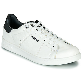 Schoenen Heren Lage sneakers Jack & Jones BANNA PU Wit