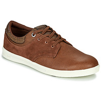Schoenen Heren Lage sneakers Jack & Jones SPENCER COMBO Cognac
