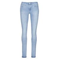 Textiel Dames Skinny Jeans Levi's 711 SKINNY Thee