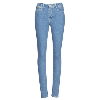 Textiel Dames Skinny Jeans Levi's 721 HIGH RISE SKINNY Los / Angeles / Rocks