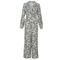 Textiel Dames Jumpsuites / Tuinbroeken Only ONLOPHELIA Zwart / Wit