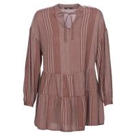 Textiel Dames Korte jurken Only ONLNEW Bordeau