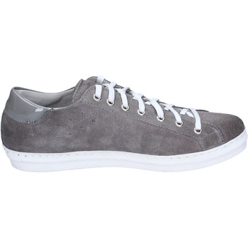 Schoenen Heren Sneakers Ossiani sneakers camoscio Grigio
