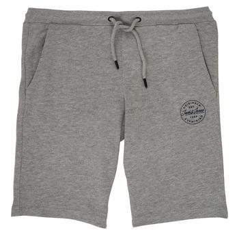 Textiel Jongens Korte broeken / Bermuda's Jack & Jones JJISHARK Grijs