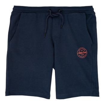 Textiel Jongens Korte broeken / Bermuda's Jack & Jones JJISHARK Marine