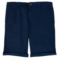 Textiel Jongens Korte broeken / Bermuda's Jack & Jones JJIBOWIE Marine