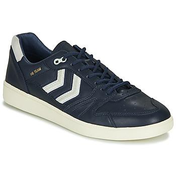 Schoenen Heren Lage sneakers Hummel HB TEAM CREST Blauw