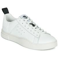 Schoenen Heren Lage sneakers Diesel S-CLEVER LOW Wit