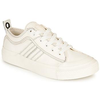 Schoenen Dames Lage sneakers Diesel S-ASTICO LOW LACE W Wit
