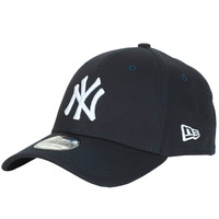 Accessoires Pet New-Era LEAGUE BASIC 39THIRTY NEW YORK YANKEES Marine / Wit