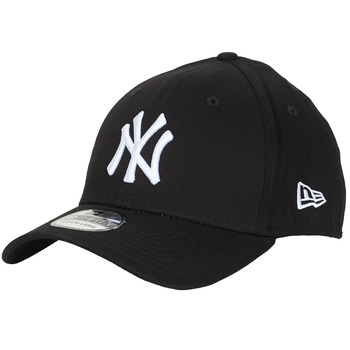 Accessoires Pet New-Era LEAGUE BASIC 39THIRTY NEW YORK YANKEES Zwart / Wit