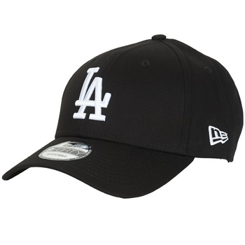 Accessoires Pet New-Era LEAGUE ESSENTIAL 9FORTY LOS ANGELES DODGERS Zwart / Wit