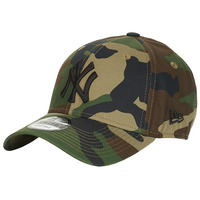 Accessoires Pet New-Era LEAGUE ESSENTIAL 9FORTY NEW YORK YANKEES Camouflage / Kaki