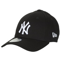 Accessoires Pet New-Era LEAGUE BASIC 9FORTY NEW YORK YANKEES Zwart / Wit