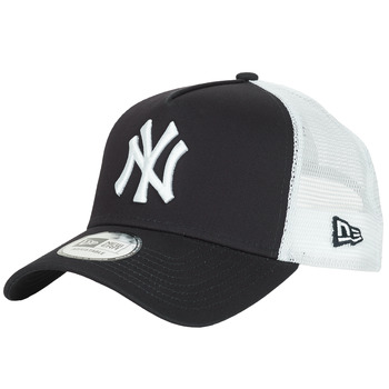Accessoires Pet New-Era CLEAN TRUCKER NEW YORK YANKEES Marine / Wit