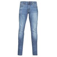 Textiel Heren Skinny Jeans G-Star Raw REVEND SKINNY Blauw