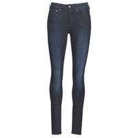 Textiel Dames Skinny Jeans G-Star Raw 3301 HIGH SKINNY WMN Vintage