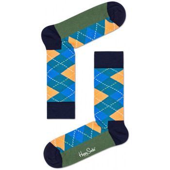 Accessoires Sokken Happy Socks Argyle sock Multicolour