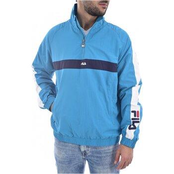 Textiel Heren Sweaters / Sweatshirts Fila 687032 JONA Blauw