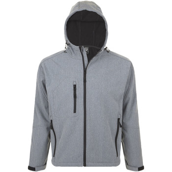 Textiel Heren Wind jackets Sols REPLAY MEN STYLE Gris