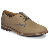 Schoenen Heren Derby André TITO Taupe