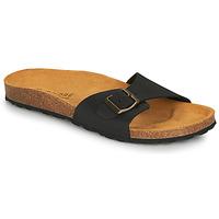 Schoenen Heren Sandalen / Open schoenen André NUSPRINT Zwart