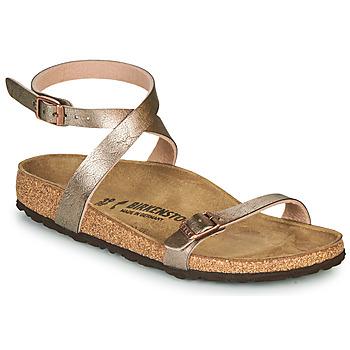 Schoenen Dames Sandalen / Open schoenen Birkenstock DALOA Brons