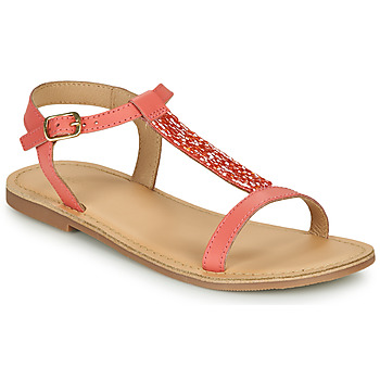Schoenen Meisjes Sandalen / Open schoenen André ASTRID Roze