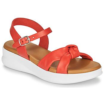 Schoenen Meisjes Sandalen / Open schoenen André NORA Rood