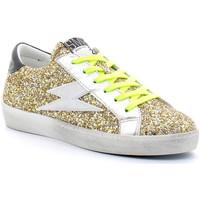 Schoenen Dames Lage sneakers Semerdjian CATRI Doré