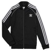 Textiel Kinderen Trainings jassen adidas Originals LYAM Zwart