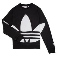 Textiel Kinderen Sweaters / Sweatshirts adidas Originals BRIGDA Zwart