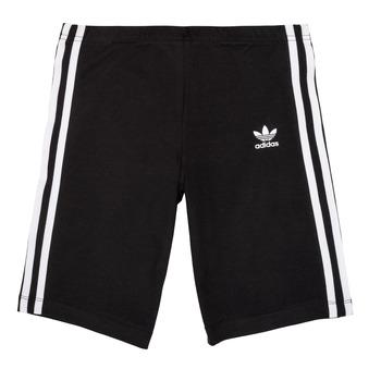 Textiel Meisjes Korte broeken / Bermuda's adidas Originals EDDY Zwart