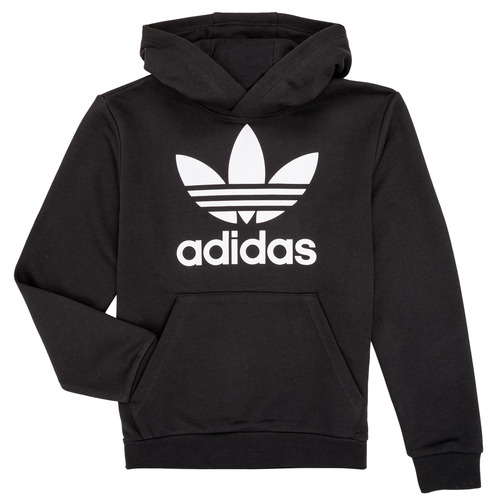 Textiel Kinderen Sweaters / Sweatshirts adidas Originals ZACK Zwart