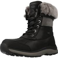 Schoenen Dames Snowboots UGG UFF ADIRONDACK BOOT Zwart