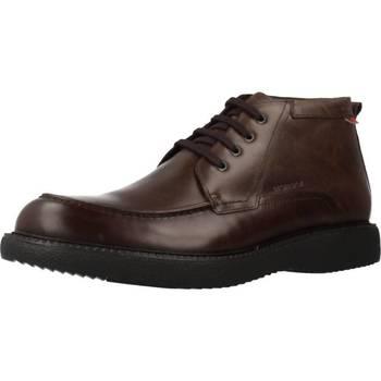 Schoenen Heren Laarzen Stonefly MUSK HDRY 3 Bruin