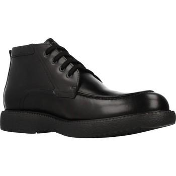 Schoenen Heren Laarzen Stonefly MUSK HDRY 3 CALF Zwart