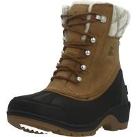 Schoenen Dames Snowboots Sorel WHISTLER MID Bruin