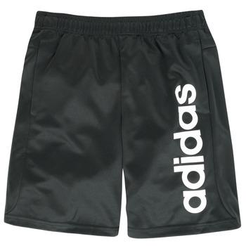 Textiel Jongens Korte broeken / Bermuda's adidas Performance NIKLOS Zwart