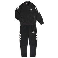 Textiel Jongens Trainingspakken adidas Performance MARKEL Zwart