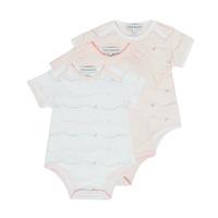 Textiel Meisjes Pyjama's / nachthemden Emporio Armani Alexander Roze