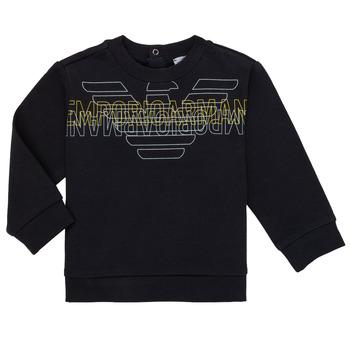 Textiel Jongens Sweaters / Sweatshirts Emporio Armani Antony Marine
