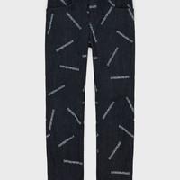 Textiel Jongens Straight jeans Emporio Armani Adil Blauw